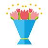 Bouquets únicos